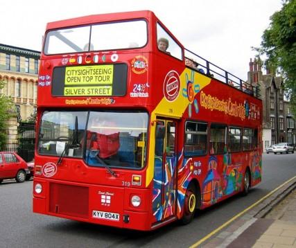 bus tour dans londres billet 1 jour. Black Bedroom Furniture Sets. Home Design Ideas